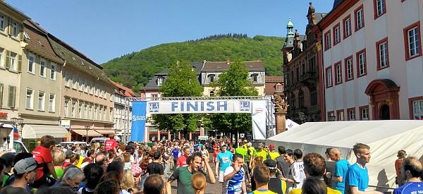 Heidelberg Halbmarathon 2018