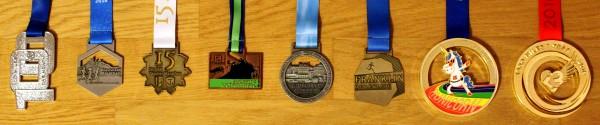 Medaillen 2018