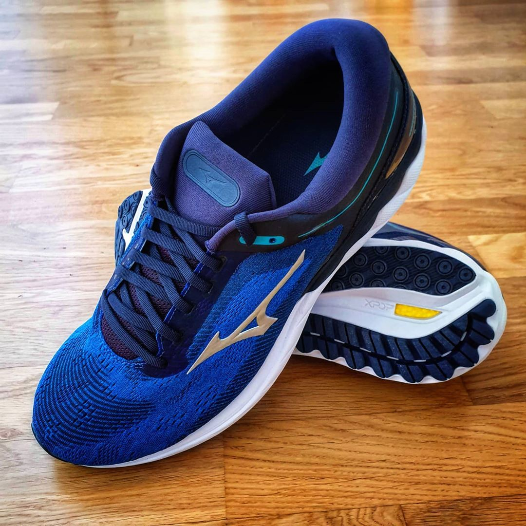 Test: Mizuno Wave Skyrise